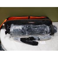 E-IMAGE GA102 2-STAGE ALUMINUM TRIPOD WITH GH15 HEAD & BAG CASE