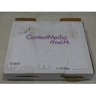 CONTEXT MEDIA HEALTH ANDRIOD TABLET PLAYER LCD SCREEN T01Y101615