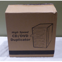 LG HIGH SPEED CD/DVD PRO DUPLICATOR 1 TO 3