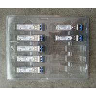 QTY 7 * CISCO GLC-LX-SM-RGD 1000BASE SFP TRANSCEIVER 10-2293-02 GENUINE CISCO!