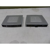 LOT OF 2* HP THIN CLIENTS T5745 2GB RAM