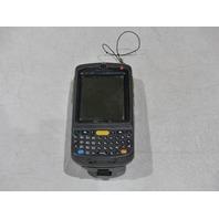 MOTOROLA/ SYMBOL HANDHELD BARCODE SCANNER MC75A0-PY0SWQQA901 W/ BATTERY