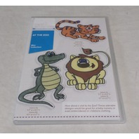 ANITA GOODESIGN EMBROIDERY SOFTWARE AT THE ZOO PACK 104MAGHD H123X122315