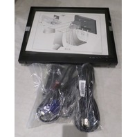 PITNEY BOWES TOUCH MONITOR CT150U MSD2 W/ CABLES