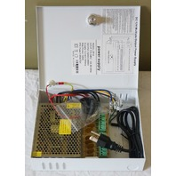 Z-POWER AC/DC POWER SUPPLY 110-240V 2A 50-60HZ 12V DC 10A 120W MAX ZP-9
