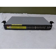 CISCO 24-PORT SMART SWITCH SF200-24