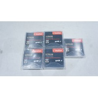 LOT OF 5* ULTRIUM 800GB 3 DATA TAPES LTO 51122