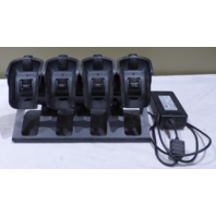 MOTOROLA 4 BAY CHARGER DOCK FOR MC9500 SCANNERS 1* POWER ADAPTER PWRS-14000-241R
