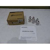 EXADIGM NX2200 CDMA ETHERNET WIRELESS EMV CREDIT CARD SLIDE/CHIP READER TNW3T23