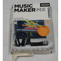 MAGIX MUSIC MAKER MX 639191816000