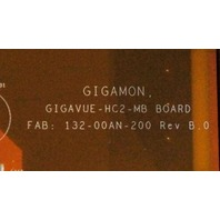 GIGAMON MODULAR NETWORK VISIBILITY FABRIC NODE SWITCH GVS-HC201 GIGAVUE HC2
