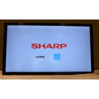 "SHARP 40"" LCD MONITOR PN-L401C"
