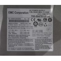 EMC POWER SUPPLY 700-004751-000 K284PL00XGBRZ REV BR 071-000-569-03
