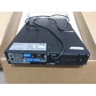 APC SUM1500RMXL2U SMART-UPS XL MODULAR 1500VA USB & SERIAL RM 2U 120V