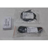 ZEBRA POWER BRICK PWR-BGA12V50W0WW +CABLE/ADAPTER 23844-00-00R CBL-DC-338A1-01