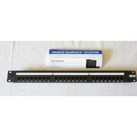 TRIPP LITE 24-PORT CAT5E EZ-PATCH UTP PATCH PANEL
