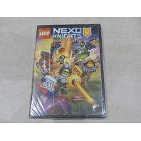 LEGO NEXO KNIGHTS: SEASON ONE DVD SET NEW SEASON 1