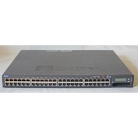 JUNIPER NETWORKS EX4200 LAYER 3 48-PORT ETHERNET SWITCH W/OUT PS