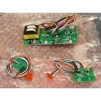 LCD BOARD 36295C REV H w/ TAMURA 3FD-320 MICROTRAN PSD3-20