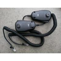 QTY 17* MISCELLANEOUS HANDHELD MICROPHONES MOTOROLA/ KENWOOD/YAESU/DYNAMIC