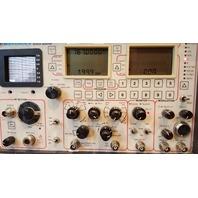MOTOROLA R-2200B COMMUNICATIONS SERVICE MONITOR / ANALYZER - SOLD AS IS