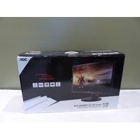 """AOC 24"""" LCD BLACK GAMING COMPUTER MONITOR G2460PF"""