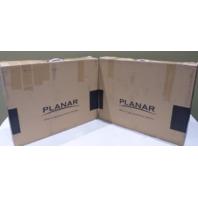 2* PLANAR 24 INCH LCD MONITOR PLL2410W 997-6871-00