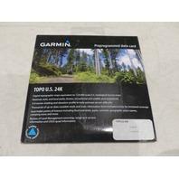 GARMIN TOPO US 24K SOUTHEAST MICRO SD DATA CARD 010-C0959-00 NEW/ OPEN BOX