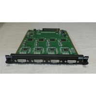 OPTICS SDVI-4EO OUTPUT / 4 CHANNEL DVI PORTS OMM1000_SDVI_4EO_VER1.0