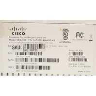 CISCO / AT&T RESIDENTIAL FIRE & BURGLAR CONTROL UNIT DLC-100 SXA3001-4044318-K9