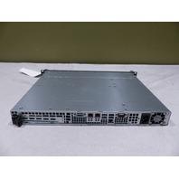 SUPERMICRO 1U MINI SERVER INTEL PENTIUM CPU G4400 @ 3.30GHZ 8GB RAM CSE-512