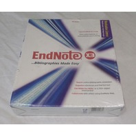 ENDNOTE X3 WORKSTATION FOR WINDOWS 5 USER