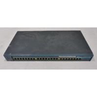 CISCO WS-C2950-24 CATALYST 2950 SERIES 24 PORT ETHERNET SWITCH
