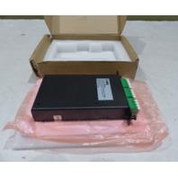FAFL LGX DWDM MODULE CM000824 BLACK 20 CHANNELS 100GHZ CHANNEL SPACING