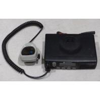 MOTOROLA RADIUS CM300 AAM50FQF9AA1AN MOBILE RADIO W/ HANDHELD MICROPHONE