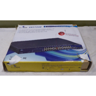 ETHERWAN WEB-SMART 24-PORT EHTERNET SWITCH EX17242