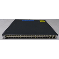 CISCO 48-PORT SWITCH C3750G-48PS-S PORTS 41&42 FAILS POE