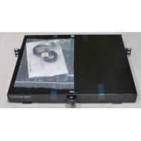 COMMOSCOPE 1U SHELF W/ INTERNAL SLIDING TRAY 760147439 RFE-SLC-IS-EMT-BK/1U-NPL