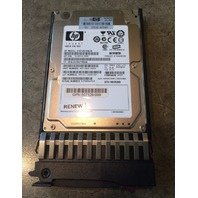 HP 512544-004 146-GB 6G 15K 2.5 DP SAS HARD DRIVE