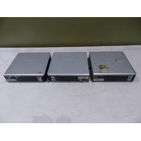 LOT OF 3* HP COMPAQ DC7900 ULTRA-SLIM DESKTOP C2D E8400 @3.0GHZ 2GB DDR2 NO HDD