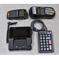 4* CC TERMINALS VERIFONE MX915 INGENICO IPP320 EQUINOX T4210 GENOVATION CP24-USB