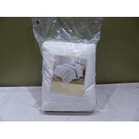 BLUESTONE COTTON FEATHER DOWN BEDDING COMFORTER KING 142930