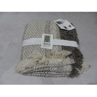 BRANIGAN WEAVERS THE COLOURS OF IRELAND CAPTURED AND CRAFTED IN WOOL BLANKET