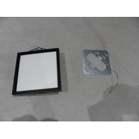 PHILLIPS S6S830K10BK SQUARE DOWNLIGHT BK 6 LIGHTOLIER