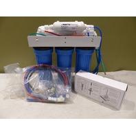 WATTS PREMIER 5 STAGE VERIFIED REVERSE OSMOSIS SYSTEM W/ FAUCET 500016 RIL-6