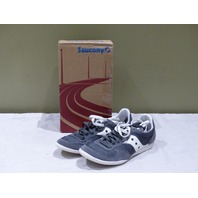 SAUCONY BULLET S1943-155 CARBON/ CREAM WOMENS RUNNING TRAINING SHOES 11M