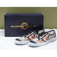 THE BRADFORRD EXCHANGE BETTY BOOP CANVAS SNEAKERS SIZE 6.5 NEW