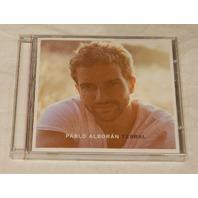 PABLO ALBORÁN TERRAL CD ESPAÑOL NEW / SEALED NUEVO / SELLADO