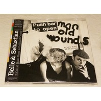 BELLE & SEBASTIAN PUSH BARMAN TO OPEN OLD WOUNDS LP VINYL RECORD + DOWNLOAD/ NEW