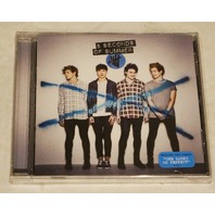"5 SECONDS OF SUMMER CD INCLUDES HIT SINGLE ""SHE LOOKS SO PERFECT"""